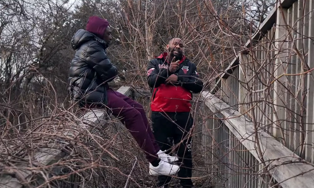 """Song of the Day: 333Zilla & MD Randle release the """"Mirrors"""" video in support of 2 Sided EP"""