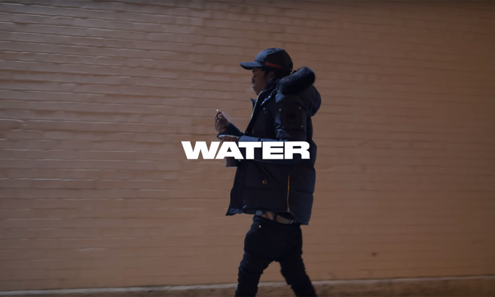 """Song of the Day: Duvy enlists King Bee to direct """"Water"""""""
