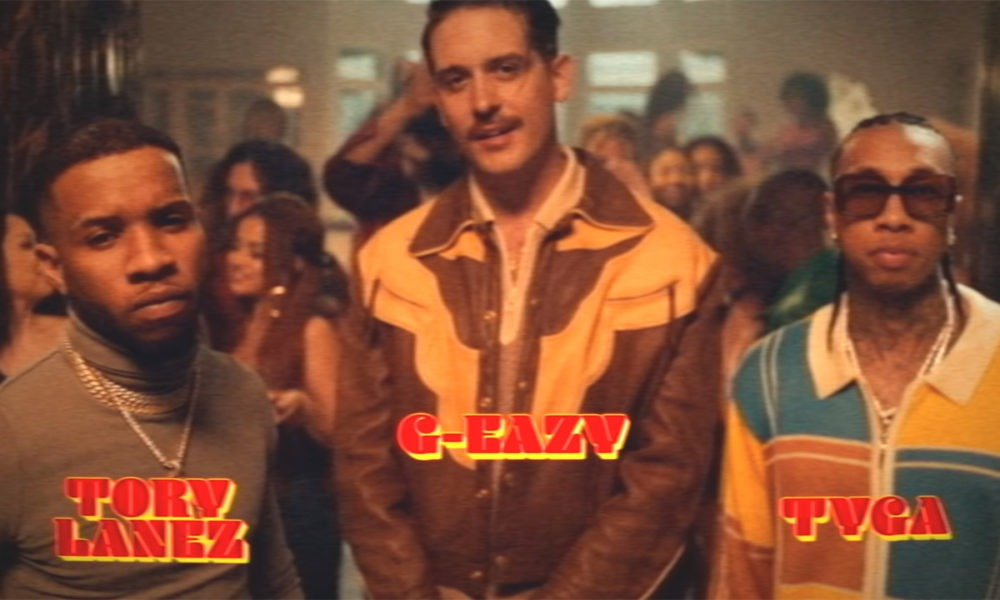 "G-Eazy enlists Tory Lanez & Tyga for NSFW ""Still Be Friends"" video"