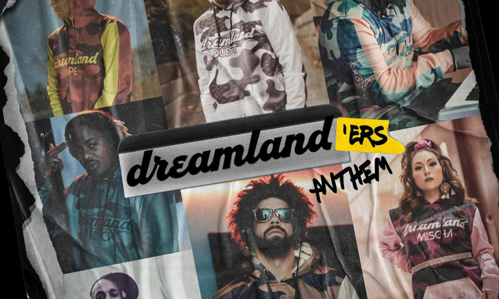 "Quest enlists DJ Prosper, Capé, Hevve, Mischa, Dip Black, Arfie Lalani & KB the Boss for ""Dreamlander's Anthem"""
