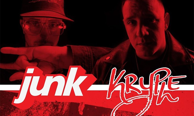 Switch Up: Junk & Kryple join forces for new single & tour