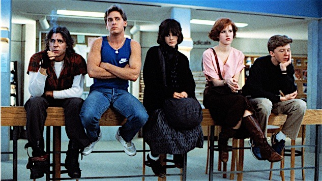 "Celebrate The Breakfast Club's 35th Anniversary With This 1985 Performance of ""Don't You (Forget About Me)"""