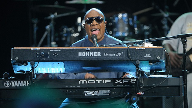 Hear a Jubilant Stevie Wonder Performance from This Week in 1973