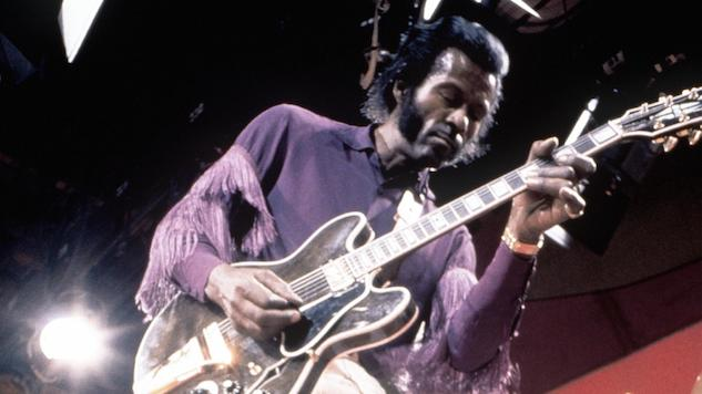 Hear Chuck Berry Perform Classics on This Day in 1967