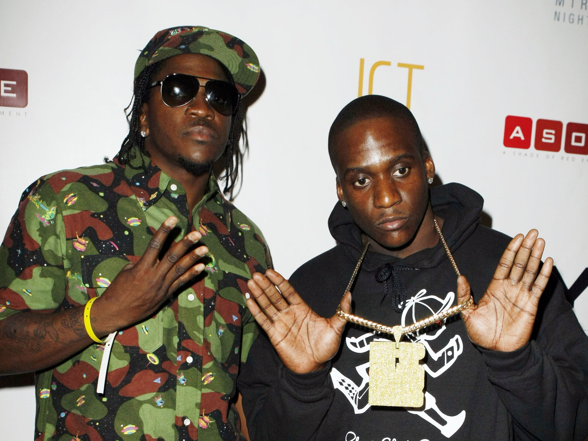 The Clipse Were Set To Reunite, But Coronavirus!