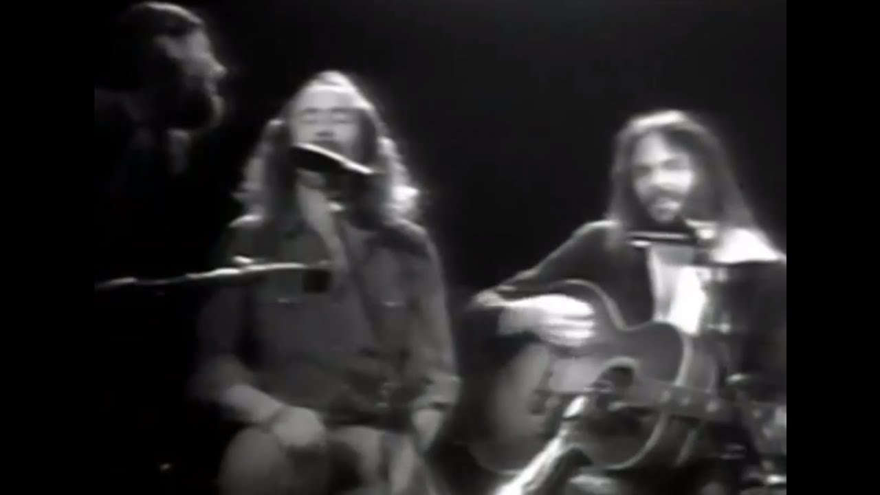 Crosby, Stills & Nash – Winterland, 10/04/1973