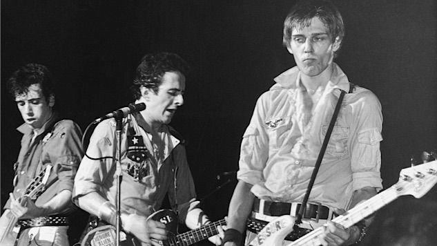 Watch The Clash Perform Songs from Their Self-Titled Debut, Released on This Day in 1977