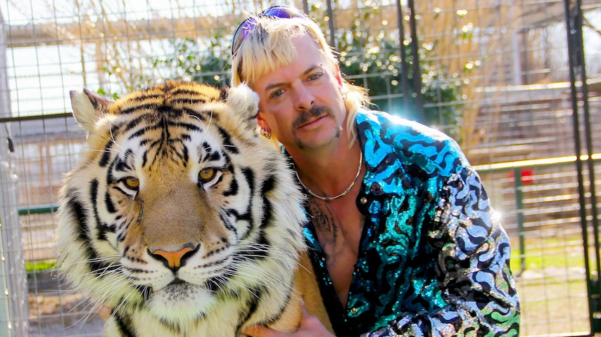 Joe Exotic Sees Spike on Spotify After Tiger King