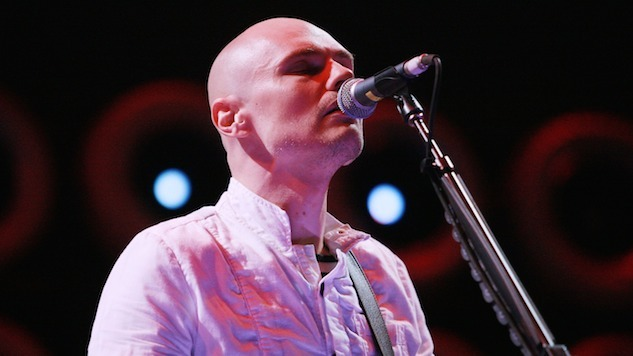 "Hear The Smashing Pumpkins Play ""Zero"" & More Live on This Day in 1999"