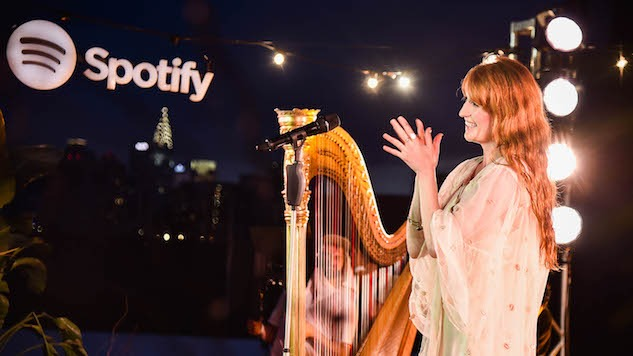 """Listen to Florence + The Machine's New Single """"Light Of Love"""""""