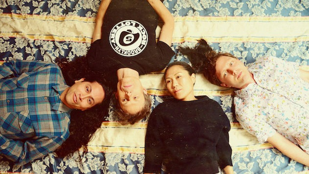 "Deerhoof Share New Single ""'Farewell' Symphony"""