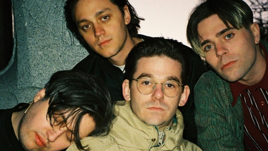 """Listen to Choir Boy's New Pop Gem, """"Sweet Candy,"""" From Their Forthcoming Album Gathering Swans"""