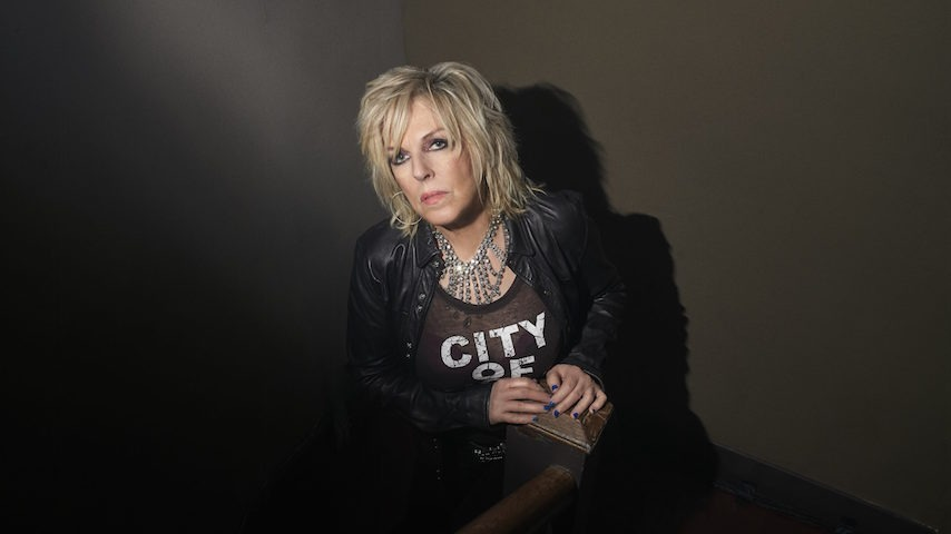 Lucinda Williams is One Angry Optimist