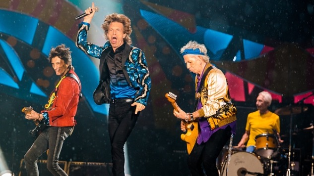 "Watch the Video for The Rolling Stones' New Track ""Living in a Ghost Town"""