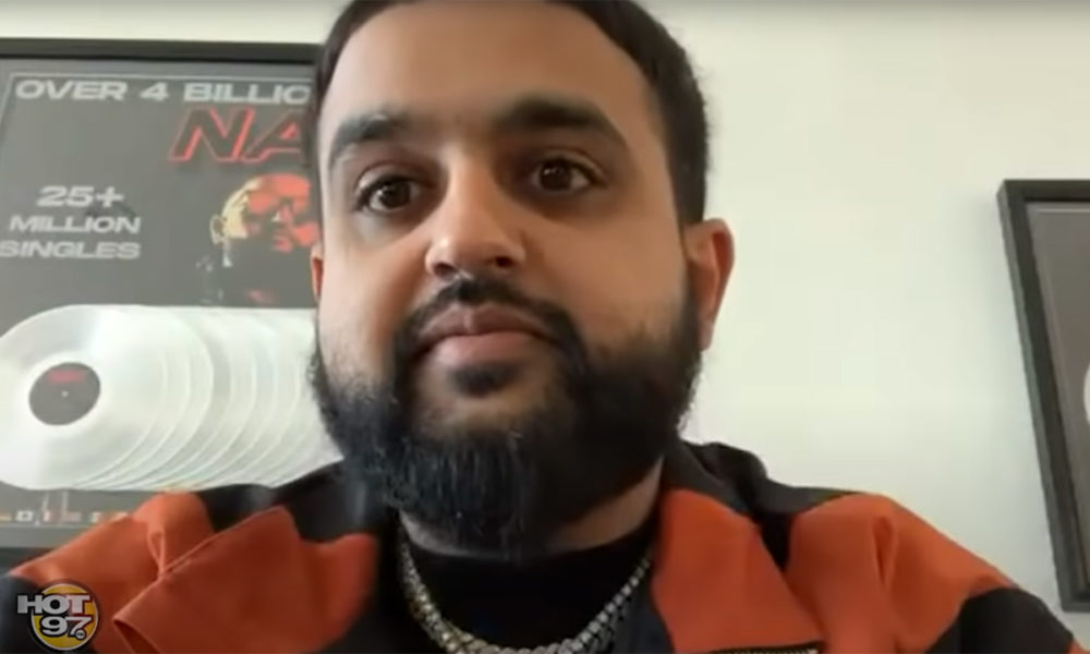 "Hot 97: NAV on working with Drake & secretly producing Meek Mill diss ""Back to Back"""
