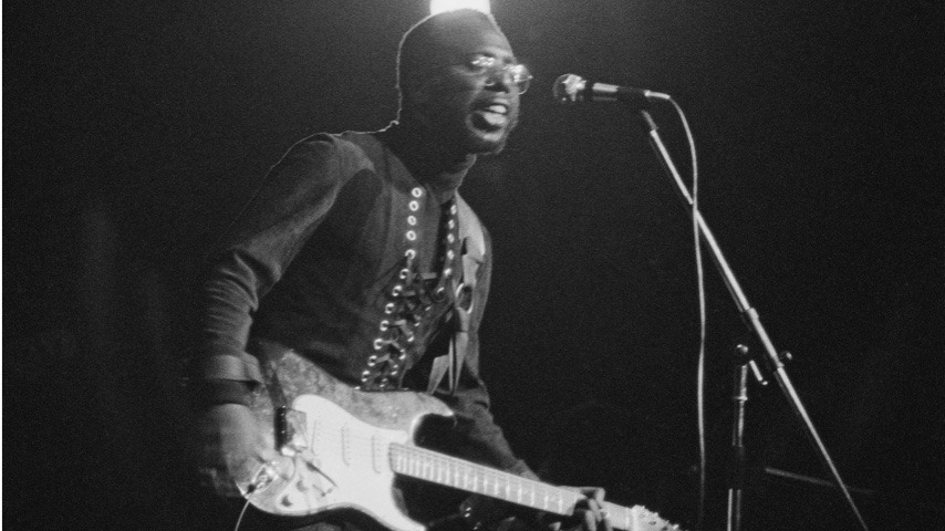 Live Music at Home: Curtis Mayfield, Sex Pistols, Phoebe Bridgers