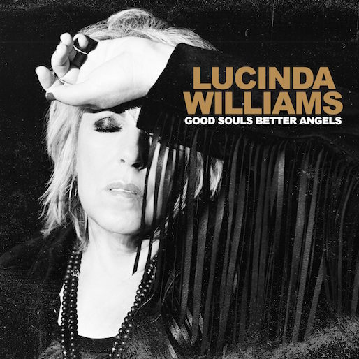 Lucinda Williams Returns With Enlightened Fury on Good Souls Better Angels