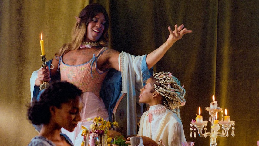 """Mykki Blanco Shares New Song """"You Will Find It"""" Featuring Devendra Banhart"""