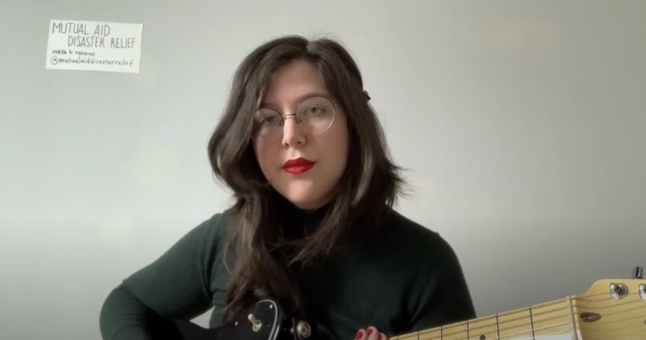 "Watch Lucy Dacus Cover Yo La Tengo's ""Tom Courtenay"""