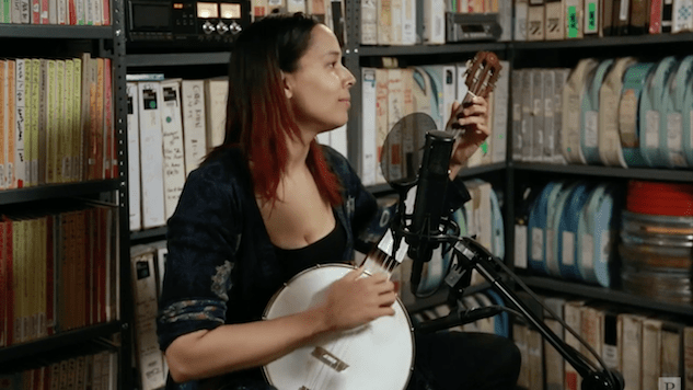 Watch Rhiannon Giddens Perform Tracks from There Is No Other On This Day in 2019