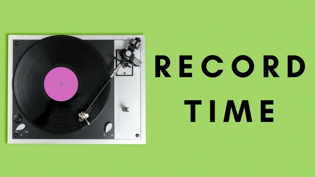 Record Time: New & Notable Vinyl Releases (April 2020)