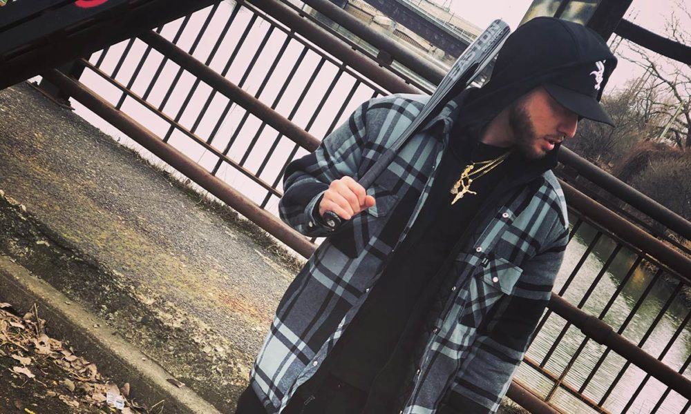 """HipHopCanada Exclusive: Sayzee drops """"Big Gas"""" freestyle on Fivio Foreign's """"Drive By"""" instrumental"""