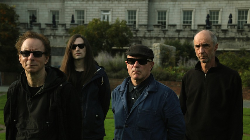 """Wire Announce Wide Release of New Album 10:20, Share First Studio Recording of """"The Art of Persistence"""""""