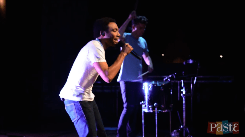 Watch Childish Gambino Perform in Atlanta on This Day in 2011