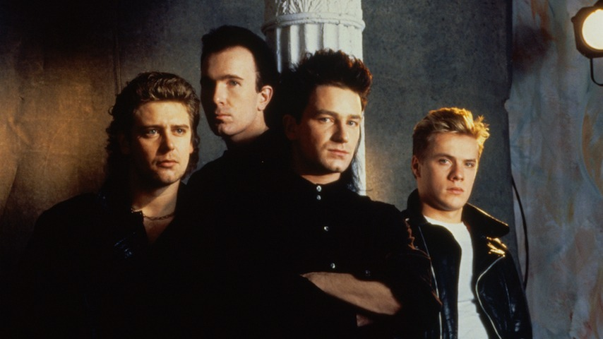 Hear U2 Perform Songs From War on This Day in 1983