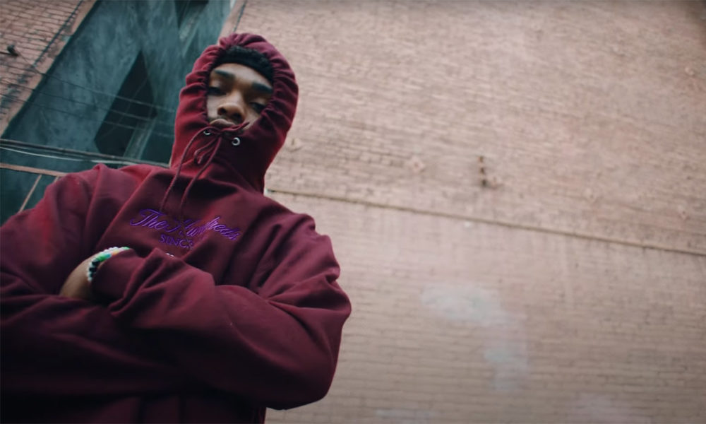 """$NOT premieres his new video for """"Pressure"""" in support of – TRAGEDY +"""