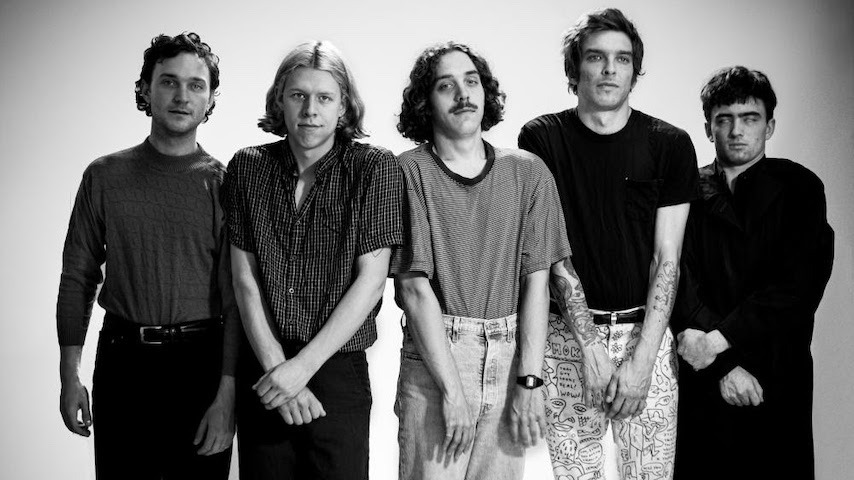 """Pottery Share Latest Single """"Hot Heater"""" from Debut Record Welcome to Bobby's Motel"""
