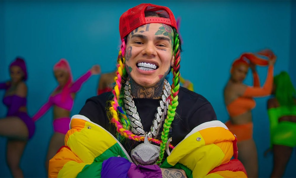 "Tekashi 6ix9ine releases highly anticipated new ""GOOBA"" single & video"