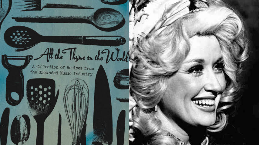 Dolly Parton, Emmylou Harris & More Contribute to Music Industry Cookbook