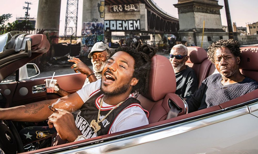 """Sactown rapper Mozzy enlists Chicago's King Von & G Herbo for """"Body Count"""""""