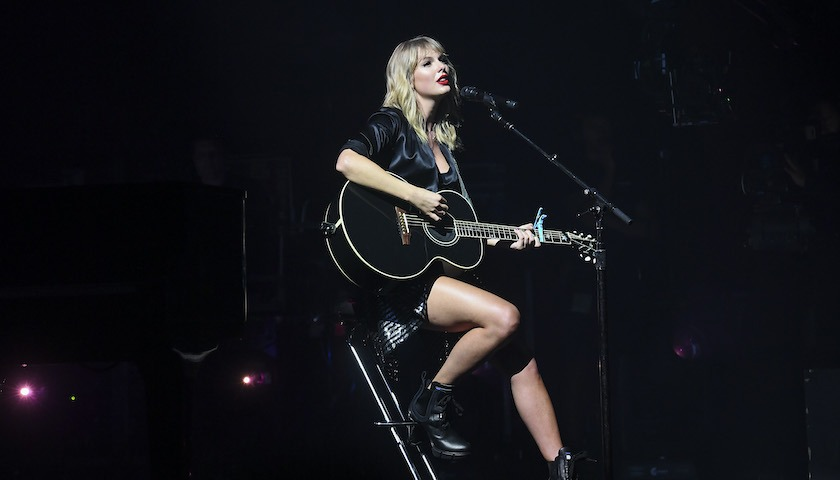 Watch Taylor Swift Perform Live in Concert Special City of Lover