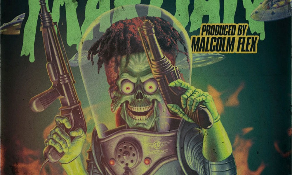 Chicago rapper FBG Young releases Martian: The EP