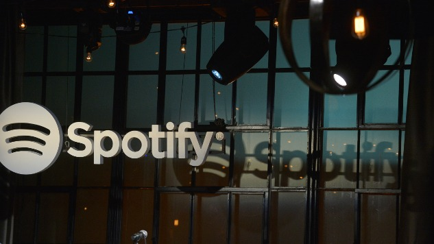 Spotify Removes 10,000-Song Library Limit