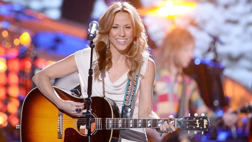 """Hear Sheryl Crow Play """"Strong Enough"""" Live on This Day in 2013"""