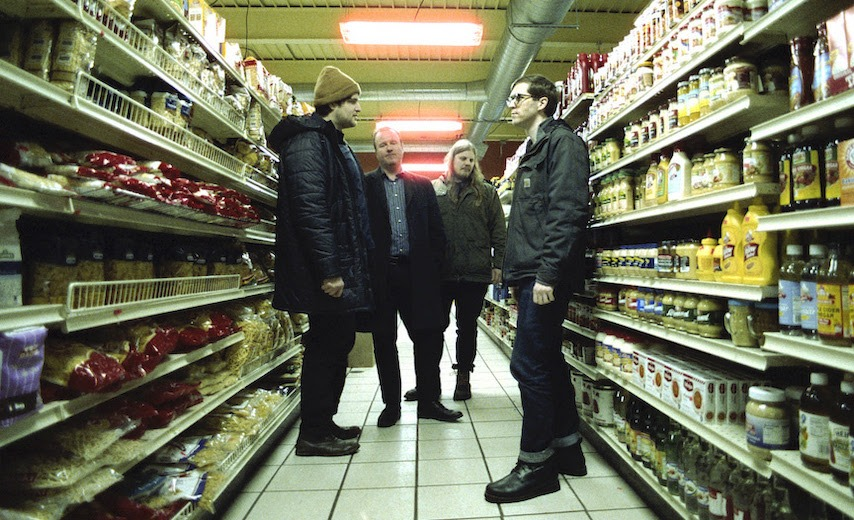 "Protomartyr Share RoboCop-esque Video for ""Michigan Hammers"": Watch"