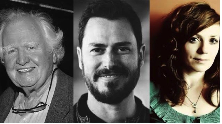 SongWriter Podcast Season 2 Features Malachy McCourt & Louise Cairns