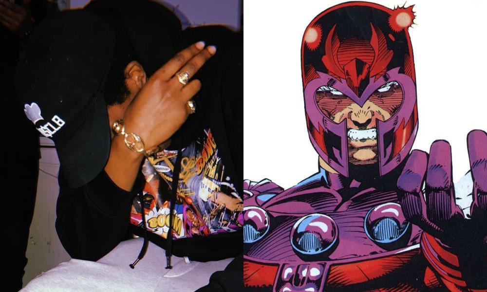 BKRSCLB rapper Raz Fresco releases Magneto Was Right Issue 4