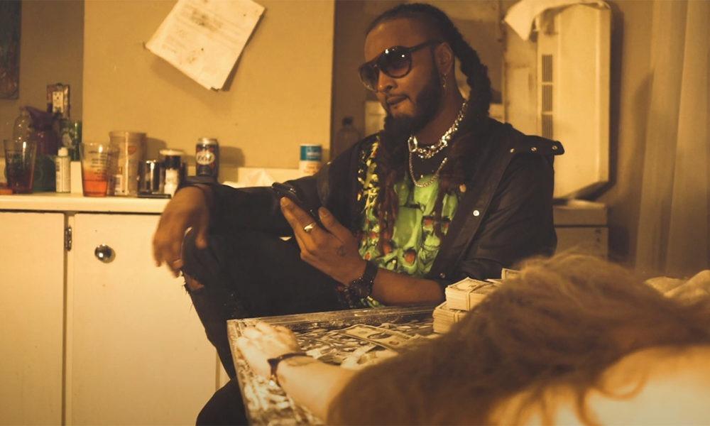 "DOPEFA$E of Dead Beat Posse previews Death Dealer album with ""White Lighter"""