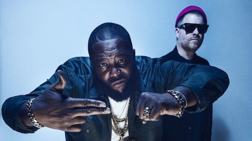 Run the Jewels Drop Their Highly-Anticipated New Album RTJ4 Early