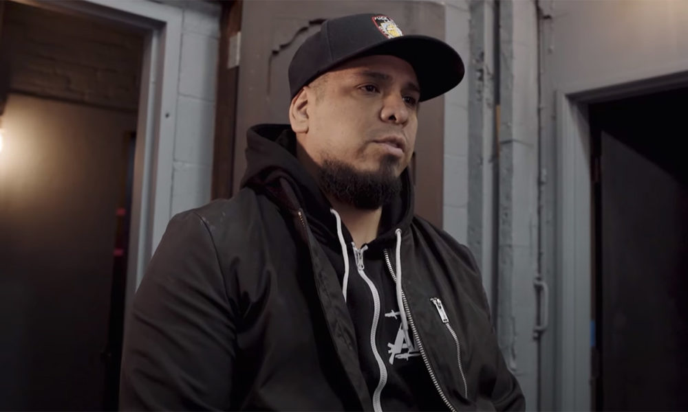 "Immortal Technique drops the ""Caught In The Hustle"" freestyle on Montreality"