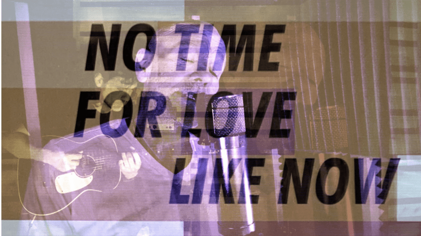 "Michael Stipe and Big Red Machine Release New Single ""No Time For Love Like Now"""