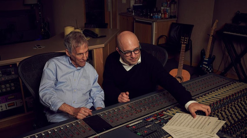 Burt Bacharach and Daniel Tashian Announce EP, Release Single