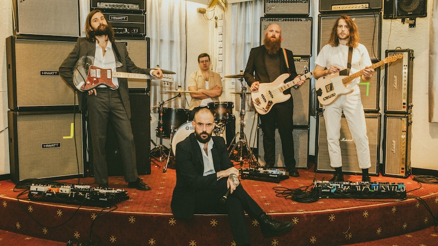 IDLES Announce New Album Ultra Mono, Share Video for New Single