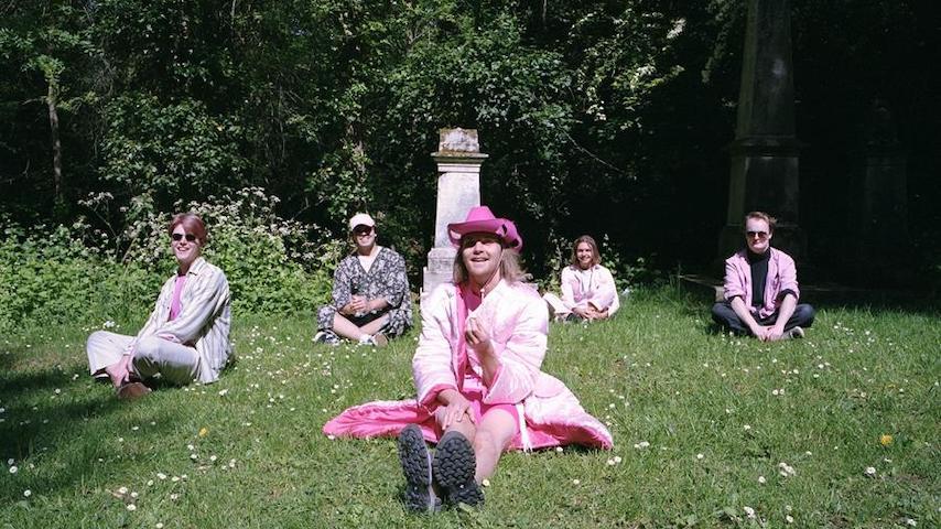 Tiña Announce New Album Positive Mental Health Music, Unveil Lead Single