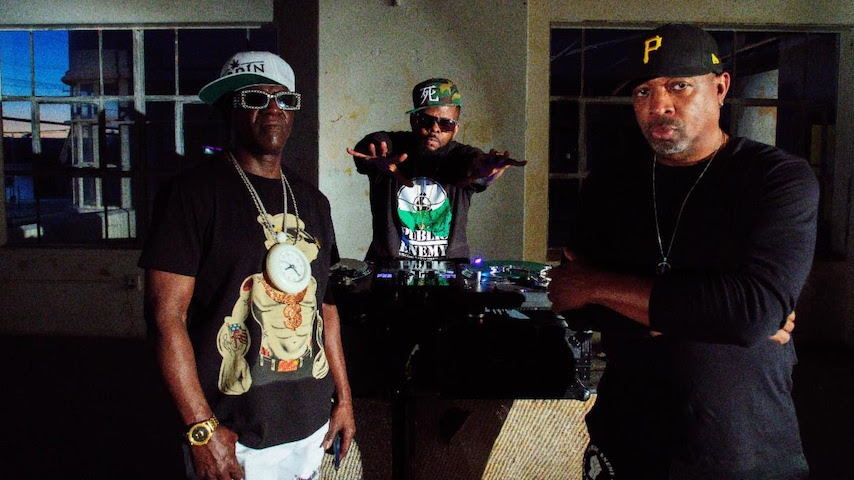 """Public Enemy Release New Anthemic Single """"State of the Union (STFU)"""""""