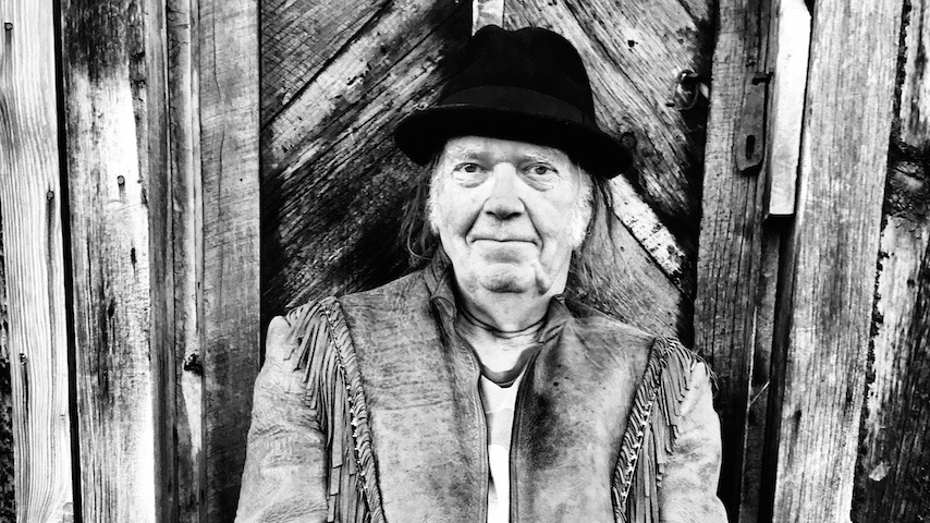 45 Years Later, Neil Young Finally Unveils His Lost Classic